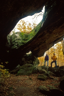 Indian Rockhouse Cave